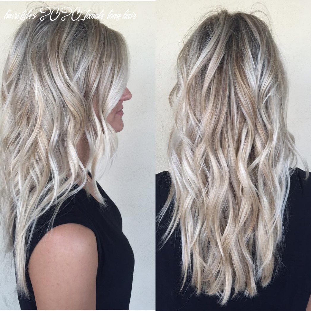 12 Layered Hairstyles & Cuts for Long Hair 12