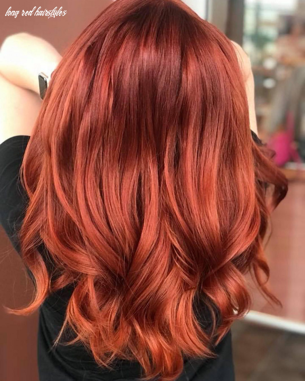 12 lovely new red hair, color ideas & red hairstyles for 12