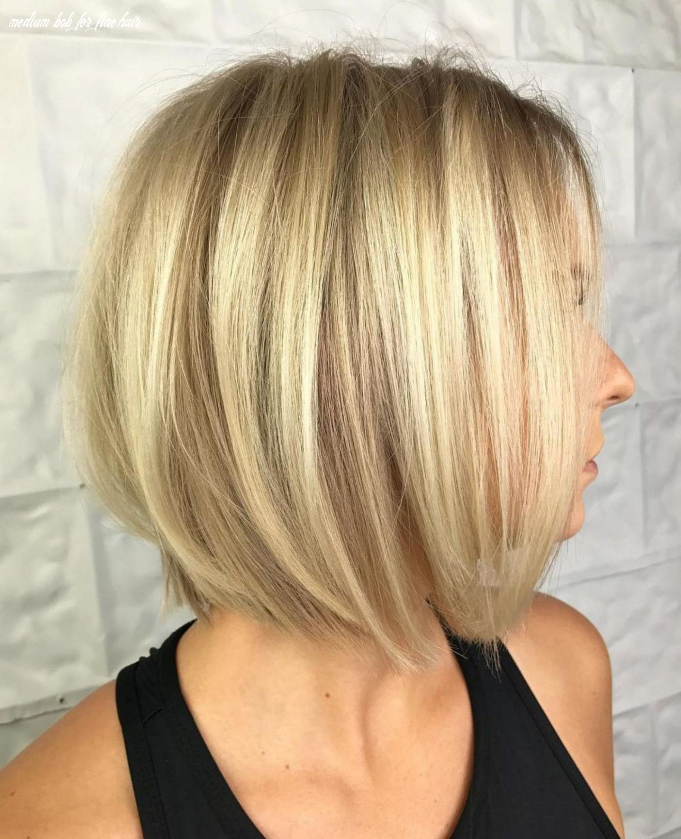 12 mind blowing short hairstyles for fine hair   fine hair