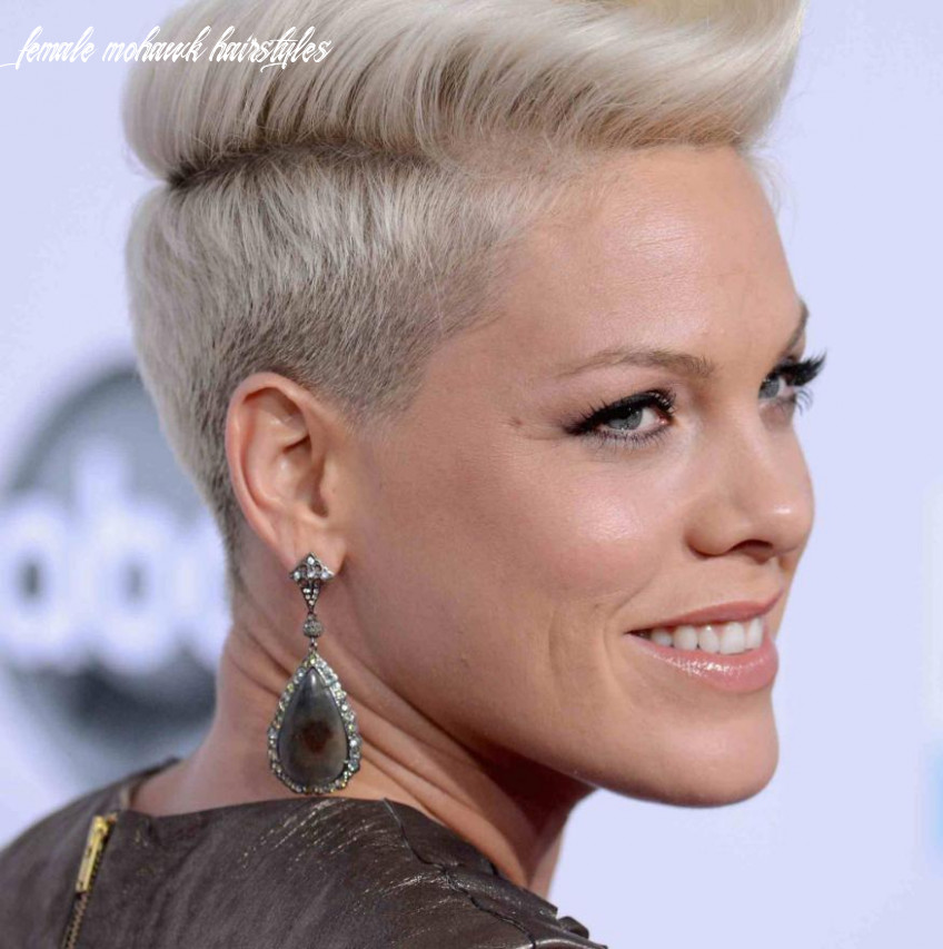 12 mohawk hairstyles for women who want to be daring yve style