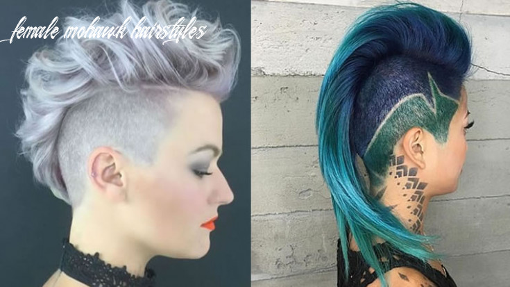 12 most delectable mohawk hairstyles in 1212 female mohawk hairstyles