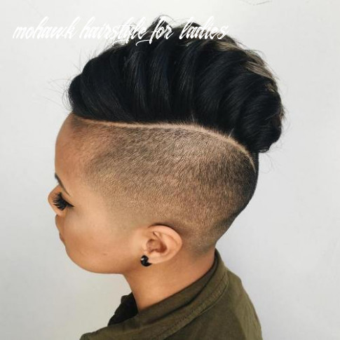 12 Most Gorgeous Mohawk Hairstyles of Nowadays
