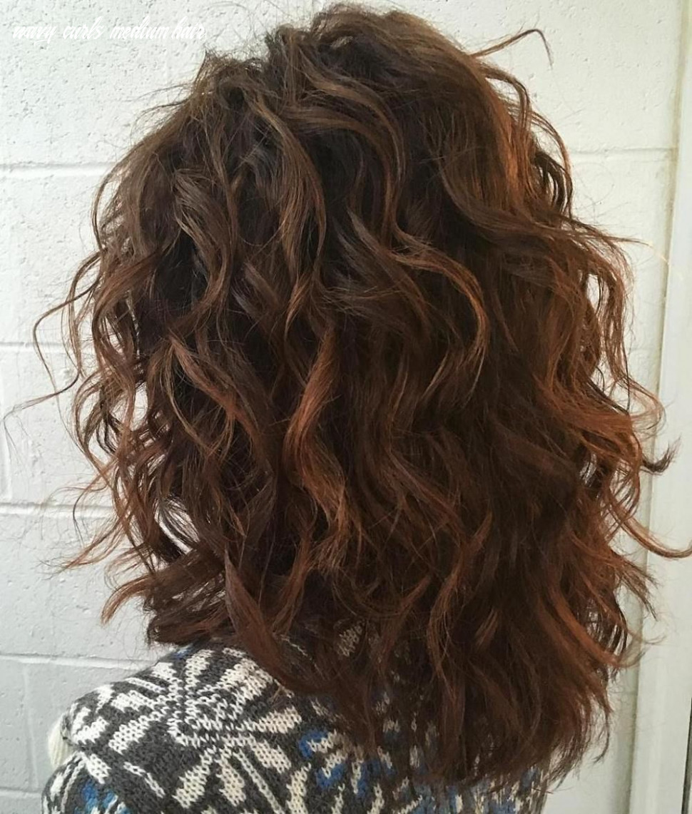 12 Most Magnetizing Hairstyles for Thick Wavy Hair (With images ...