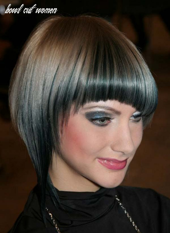 12 Neat Bowl Cut Hairstyles With a Modern Twist For Women