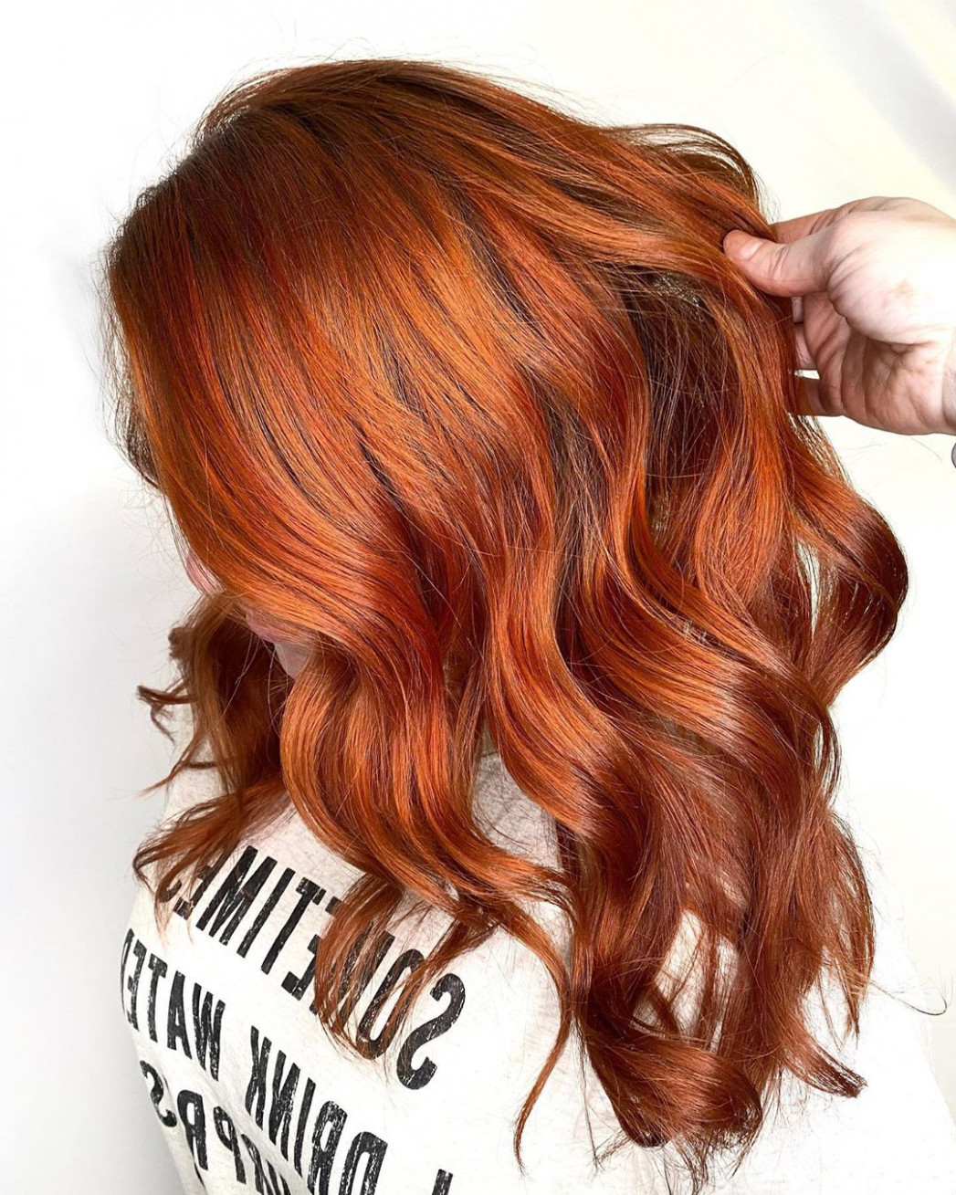 12 new red hair ideas & red color trends for 12 hair adviser long red hairstyles