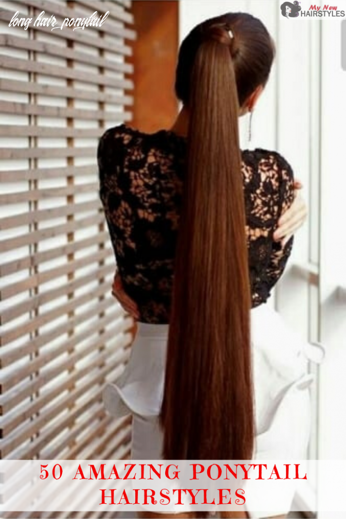 12 Ponytail Hairstyles We Can't Wait to Try Out | Long hair styles ...