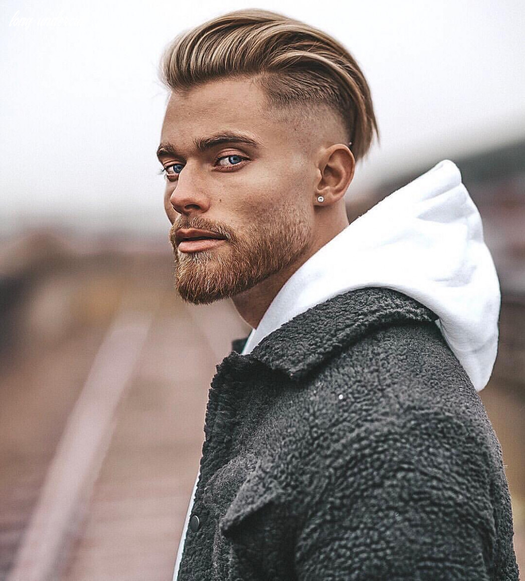 12 popular undercut long hair looks for men (12 guide) long undercut