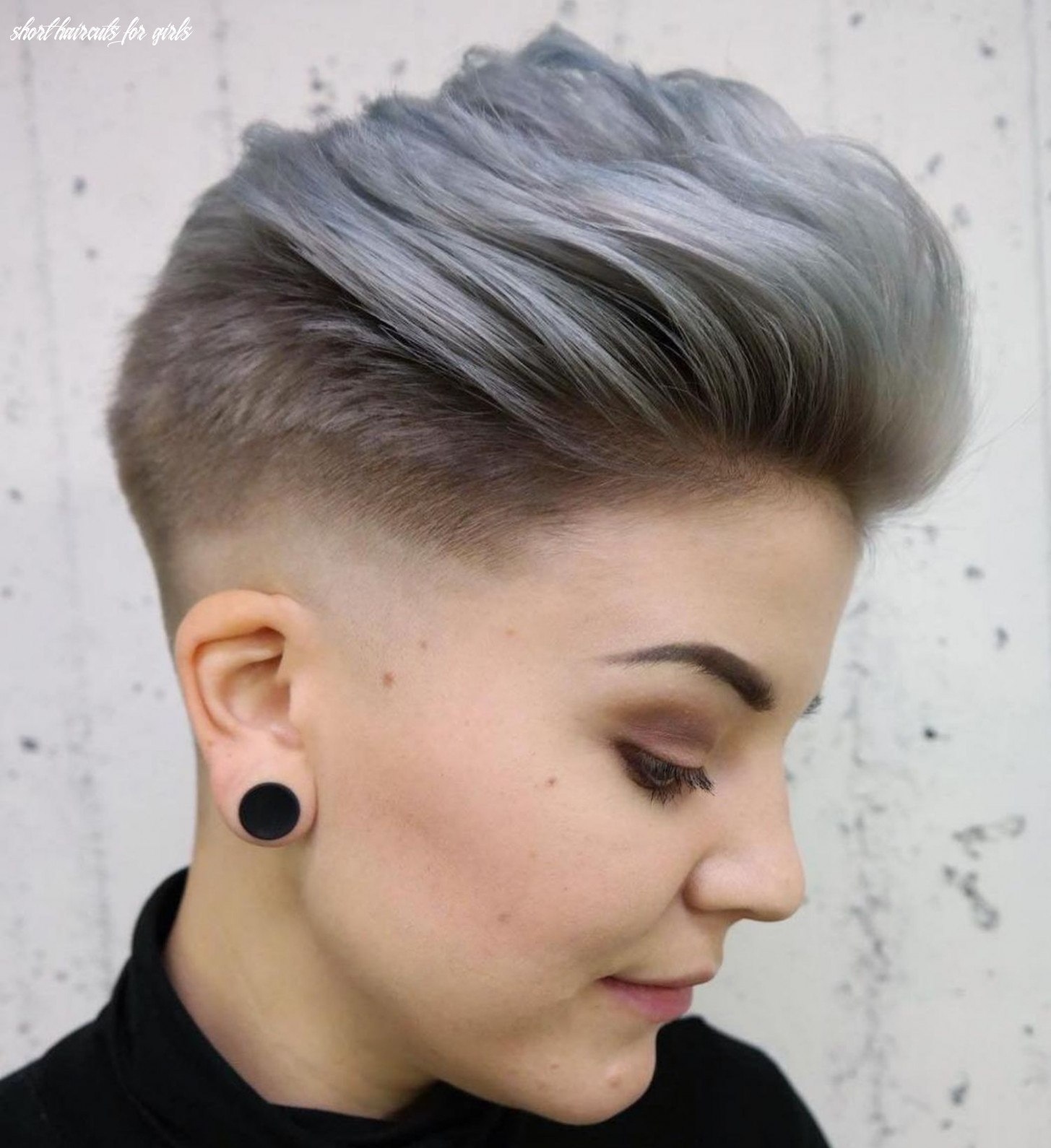 12 short haircuts for girls with added oomph | girls short