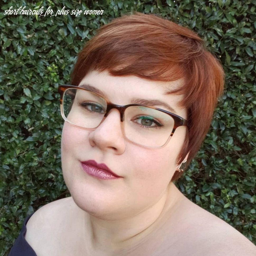 12 Short Haircuts for Plus Size Women | Style with Curves