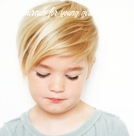 12 Short Hairstyles for Little Girls – Mr Kids Haircuts
