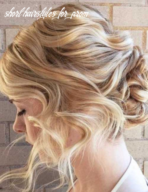 12 Stunning DIY Prom Hairstyles For Short Hair