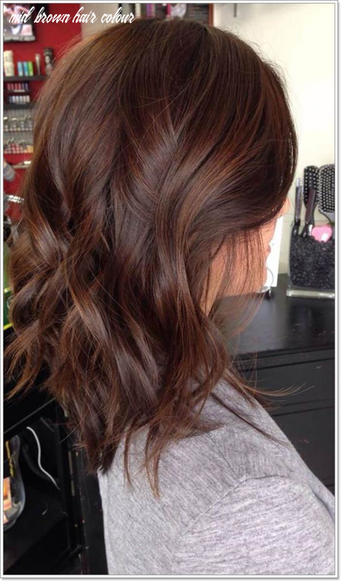12 stunning ideas for your brunette hair mid brown hair colour