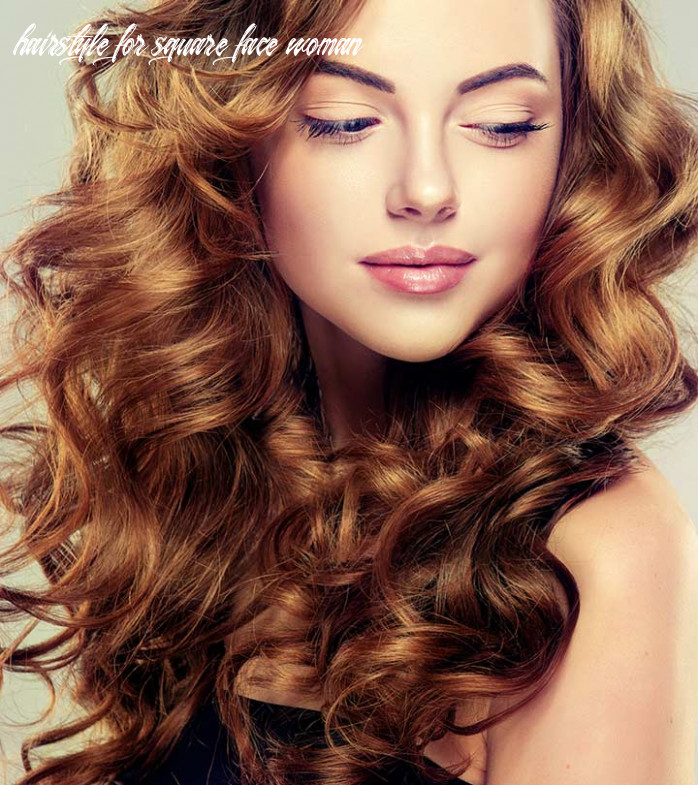12 top hairstyles for square faces hairstyle for square face woman