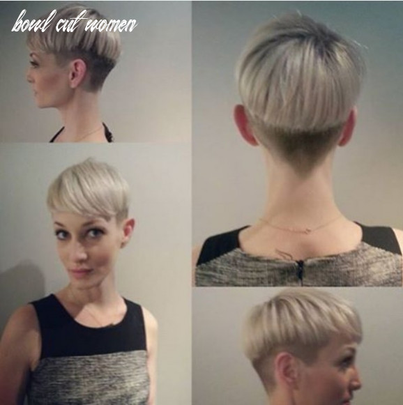 12 trendy bowl cuts and styles: very short hairstyle ideas 12 bowl cut women