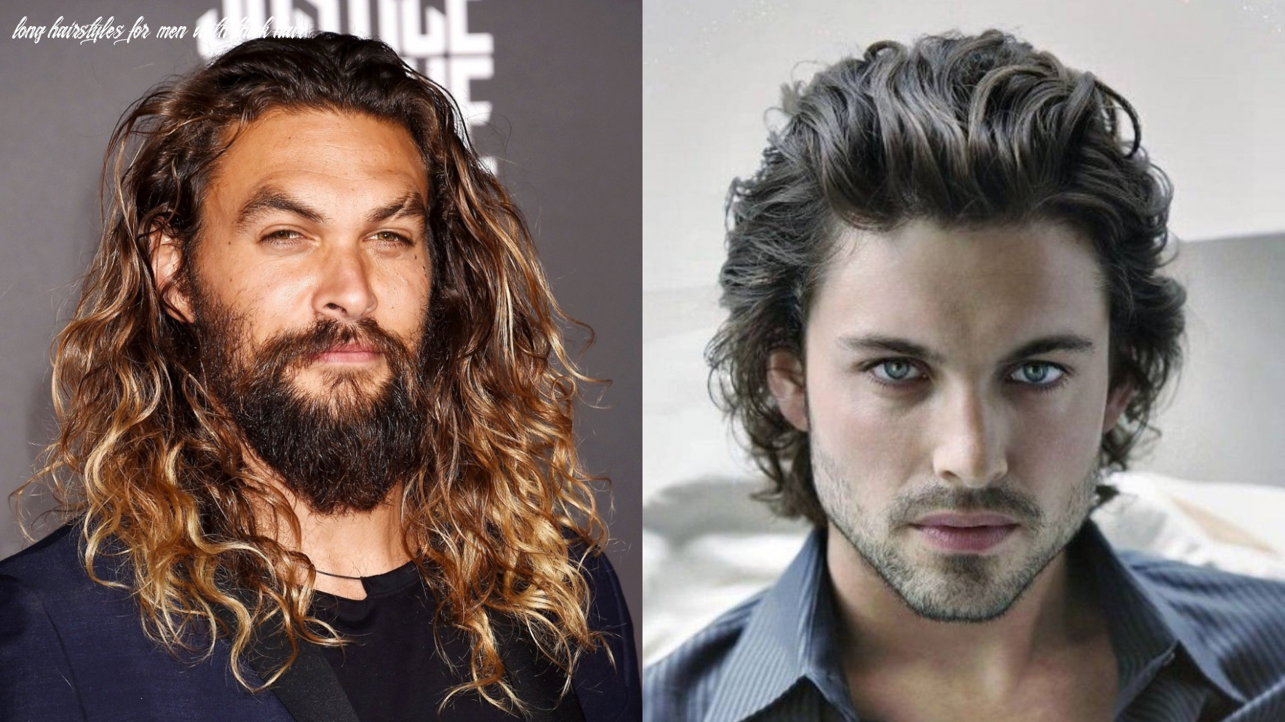 12 ultra stylish long hairstyles for boys haircuts & hairstyles 12 long hairstyles for men with thick hair