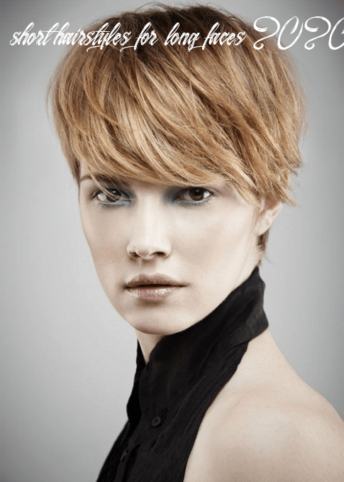 12 unbeatable short hairstyles for long faces [12] | long face