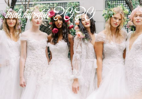 12 wedding hairstyle and makeup trends 12 brides need to know bride hairstyle 2020