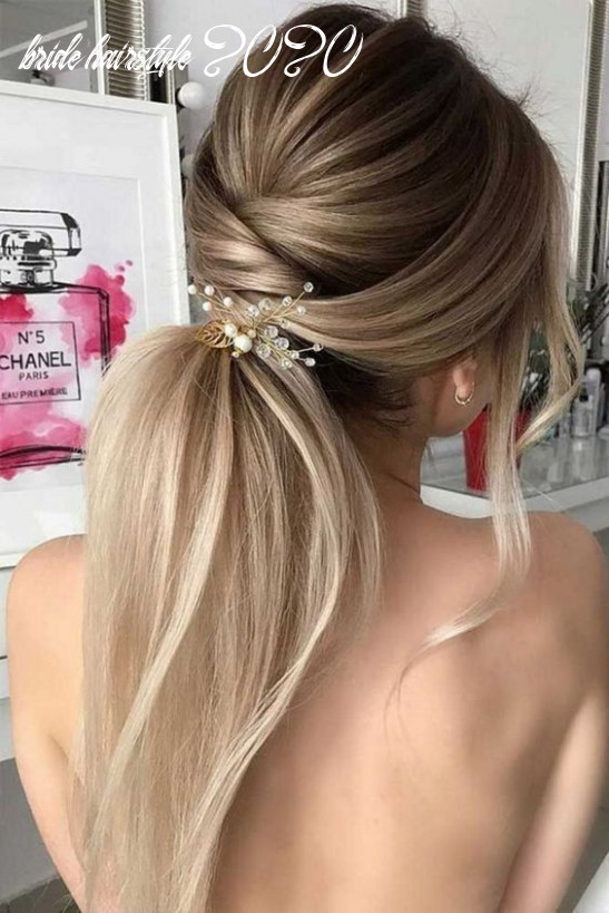 12 wedding hairstyle ideas for the bride 12 12 | Прически