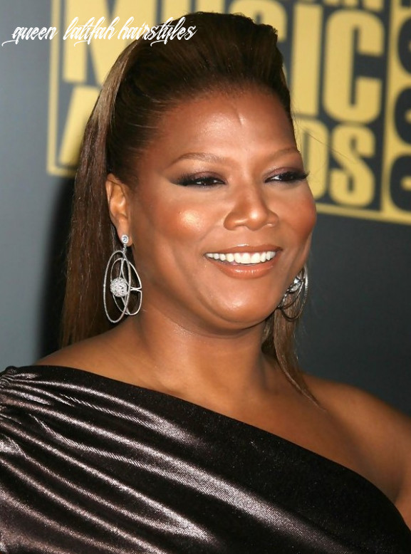12s retro hairstyle for long hair hairstyles weekly queen latifah hairstyles