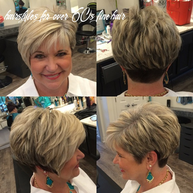 8 age defying hairstyles for women over 8 hair adviser hairstyles for over 60s fine hair