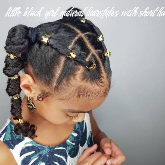 8 amazing natural hairstyles for little black girls little black girl natural hairstyles with short hair