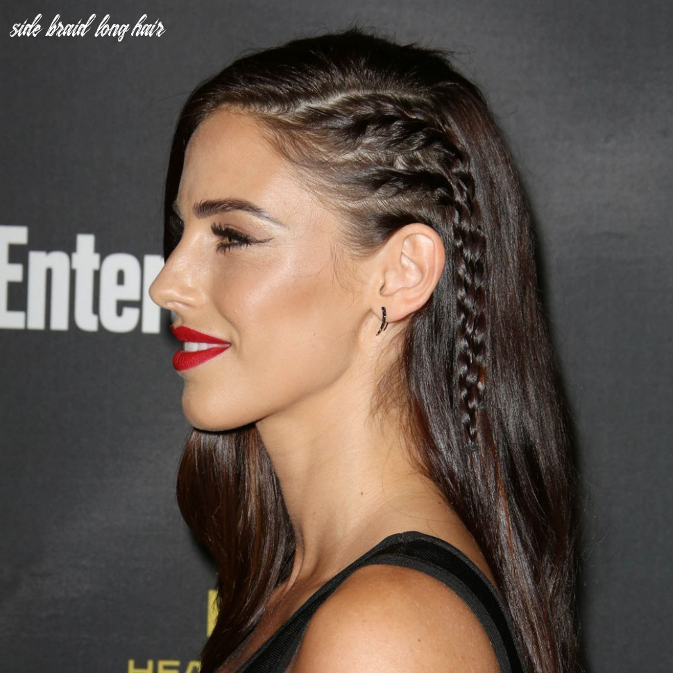 8 amazing party hair styles and how to recreate them   long hair