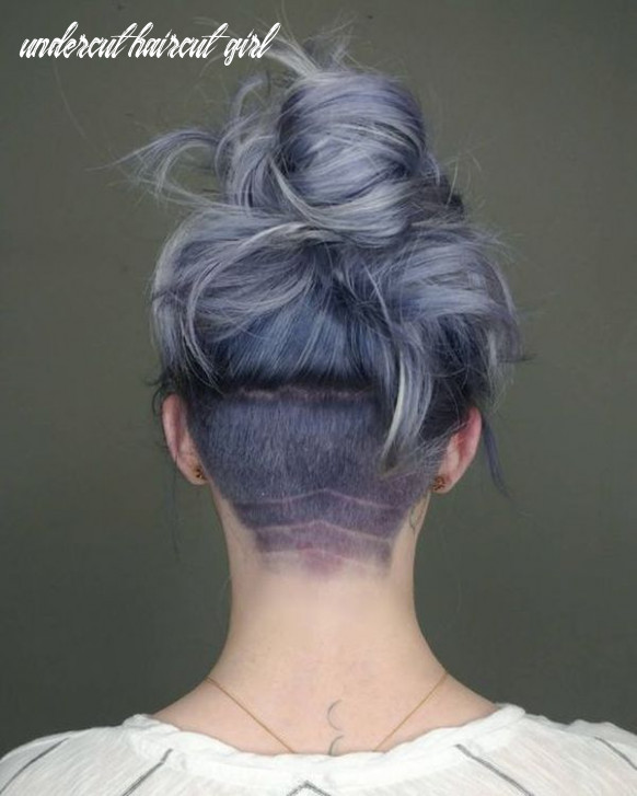 8 Awesome Undercut Hairstyles for Women [June 8]
