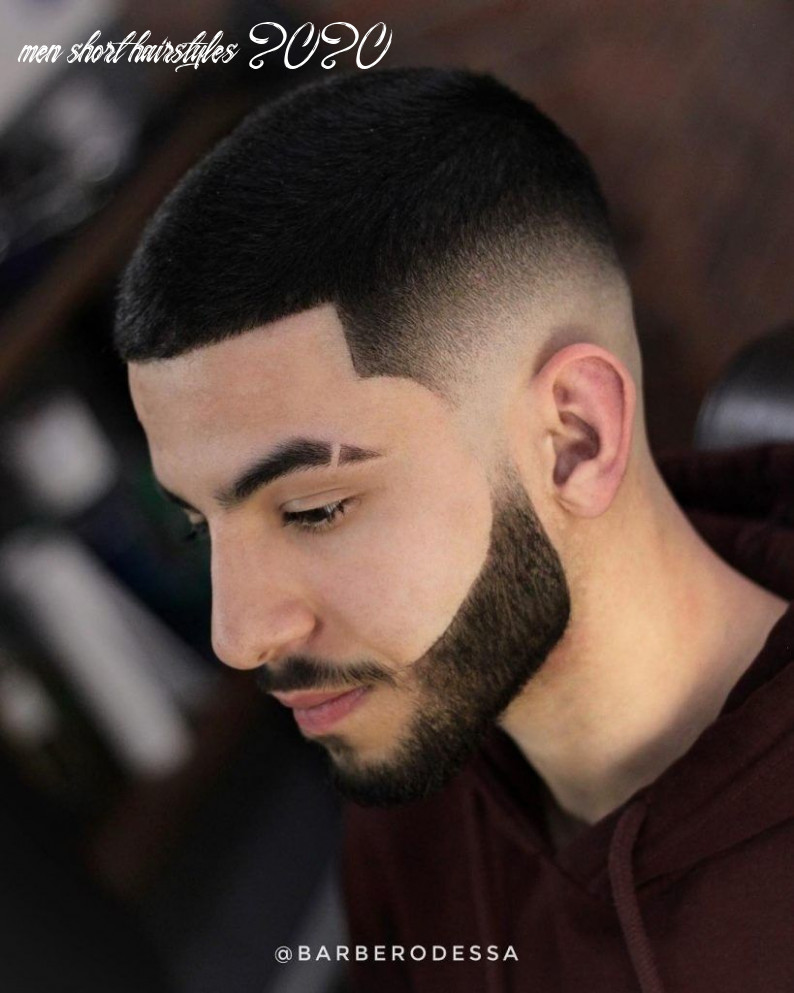 8 awesome unique short hairstyles for men 8 in 8 (with