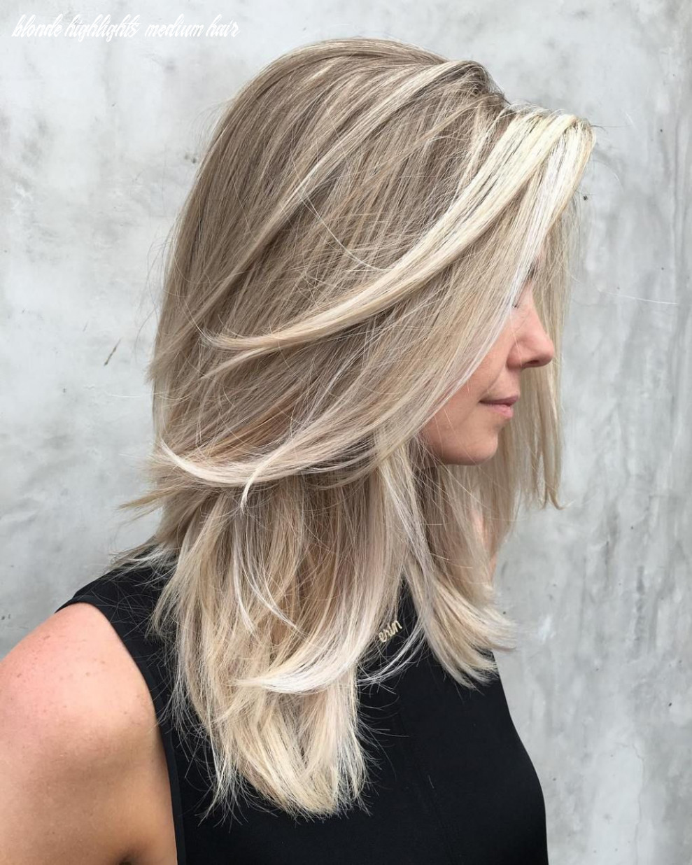 8 beautiful blonde hairstyles to play around with | long thin