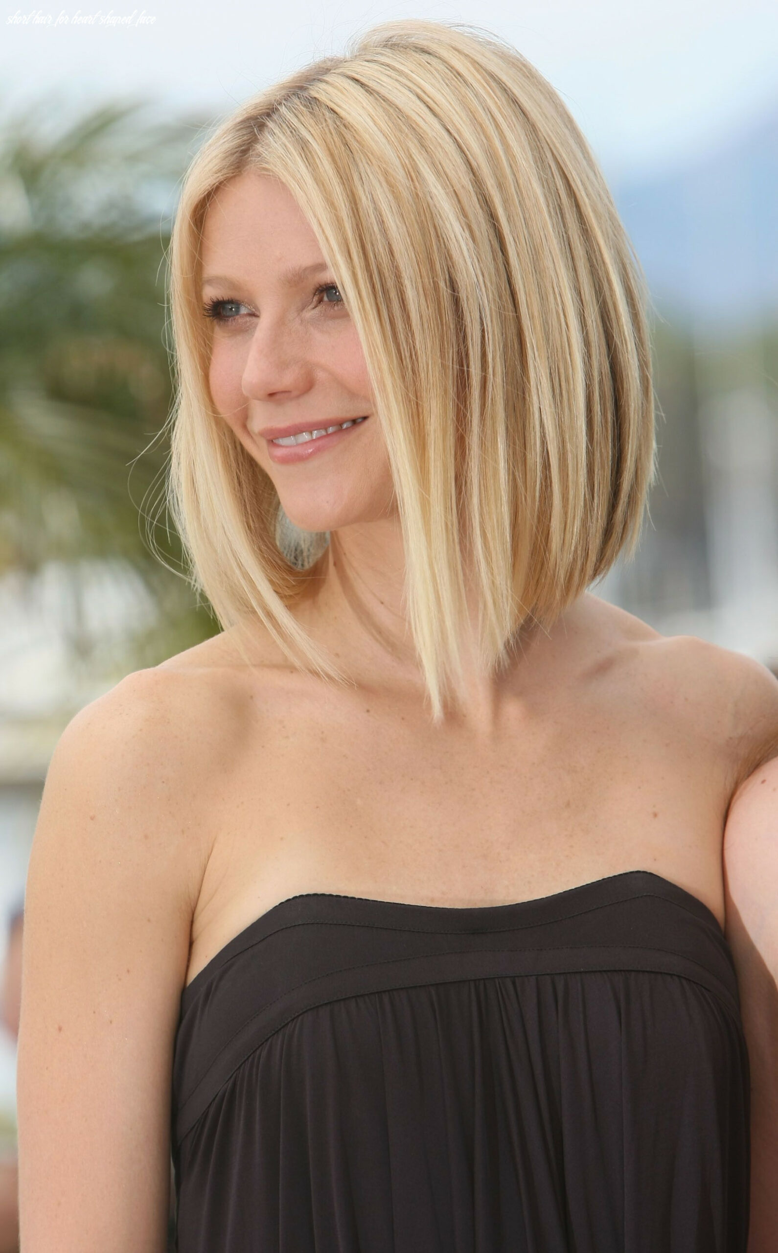 8 beautiful hairstyles for heart shaped faces | frisuren, bob