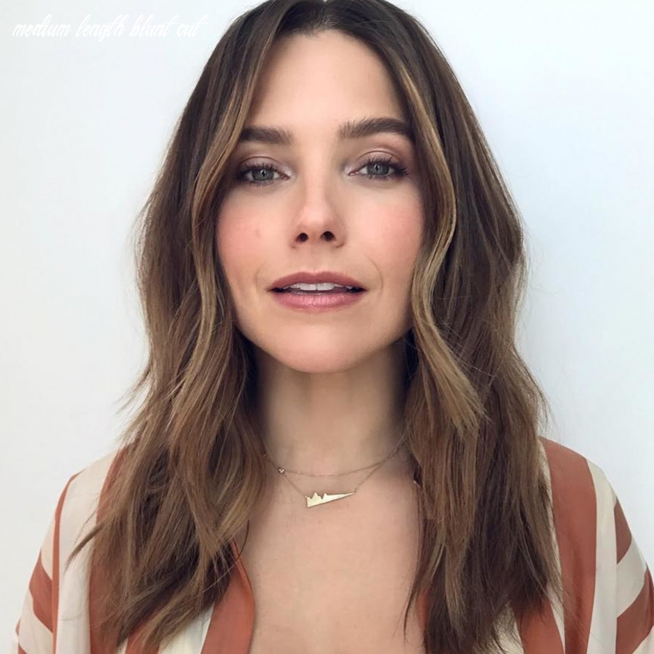 8 Best Blunt Haircut Ideas for 8 | Glamour