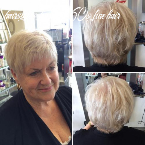 8 best hairstyles and haircuts for women over 8 to suit any taste hairstyles for over 60s fine hair