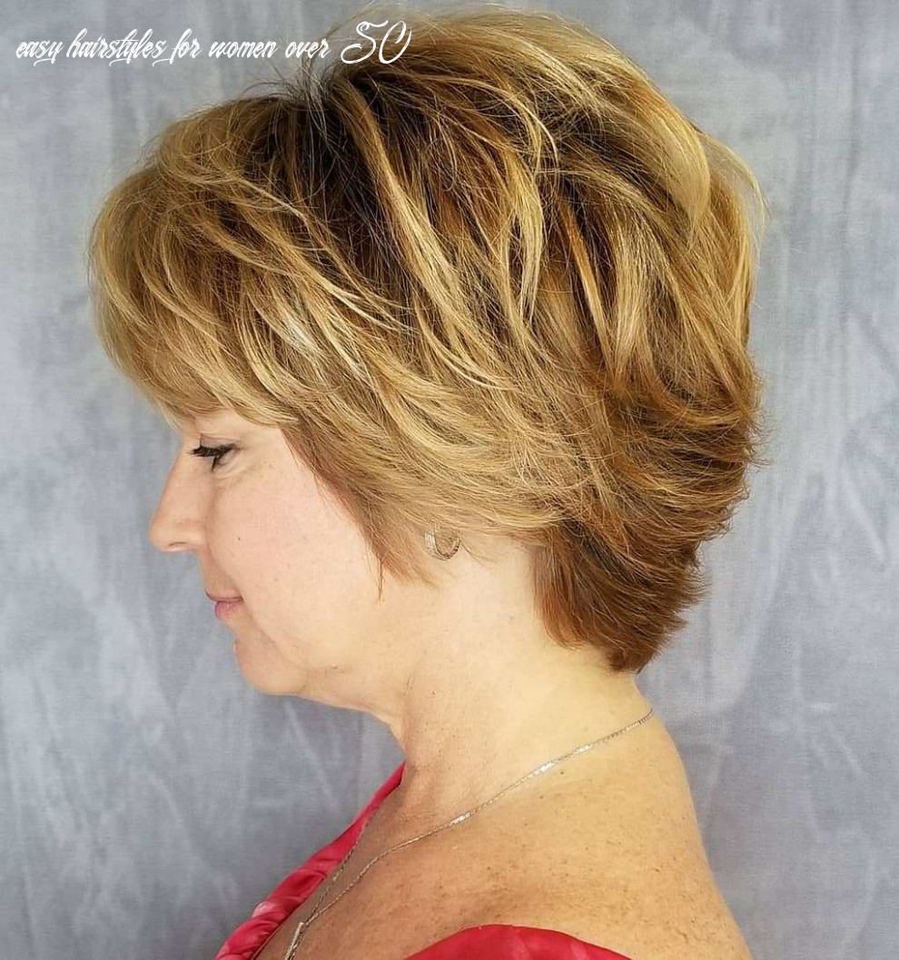 8 best hairstyles for women over 8 for 8 hair adviser easy hairstyles for women over 50