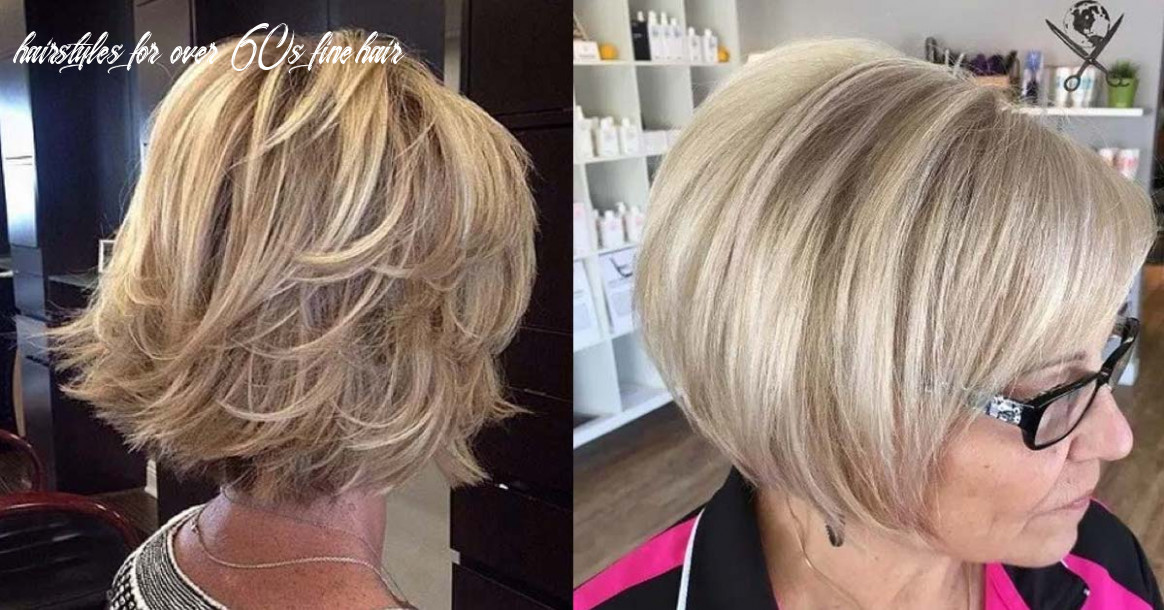 8 best hairstyles for your 8s the goddess hairstyles for over 60s fine hair