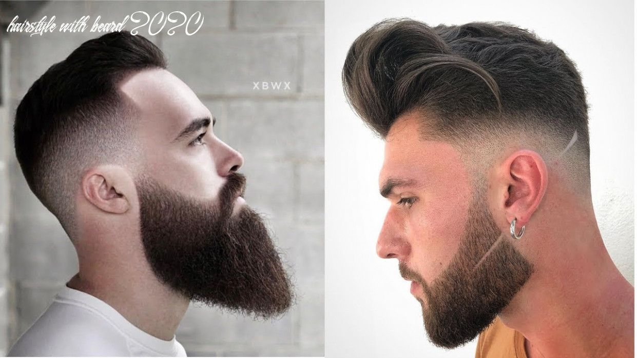 8 Best Hottest BEARD STYLES For MEN 8 - Trending Beard Styles of 8  For Men!