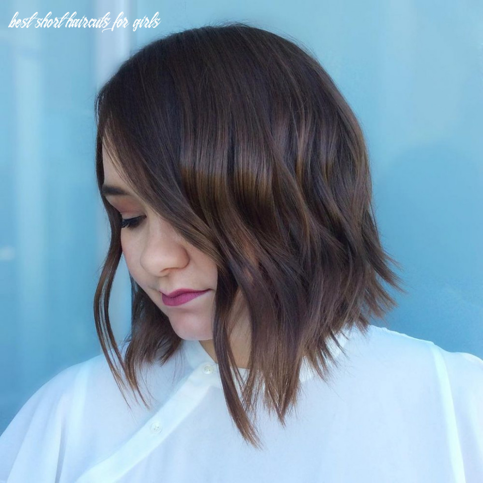 8 Best Short Hairstyles for Thin Hair to Look Cute