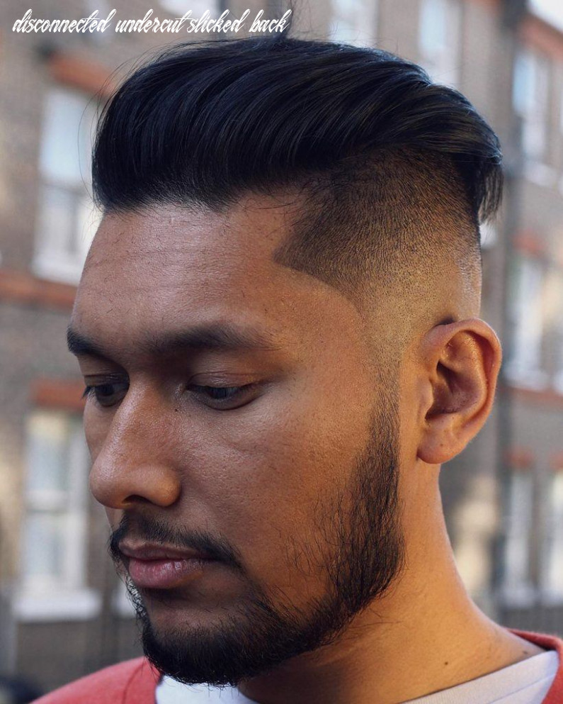 8 Best Slicked Back Undercuts for Men (8 Update)