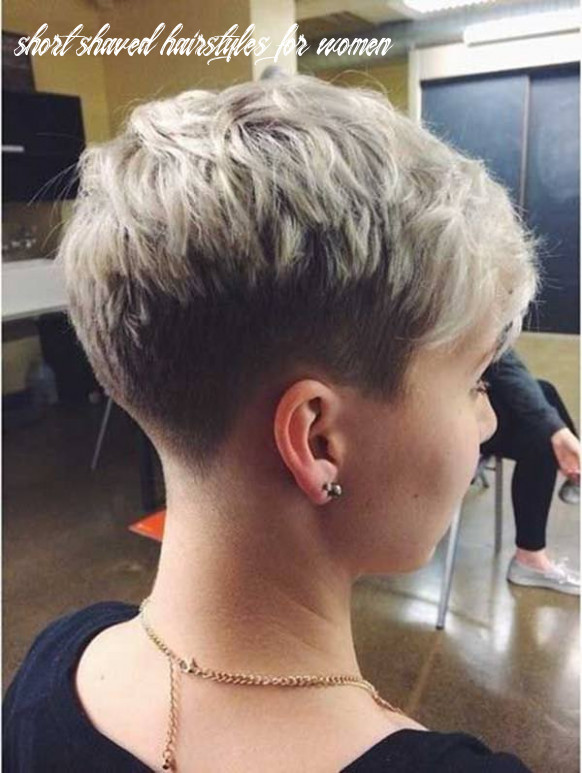 8 Bold Shaved Hairstyles For Women