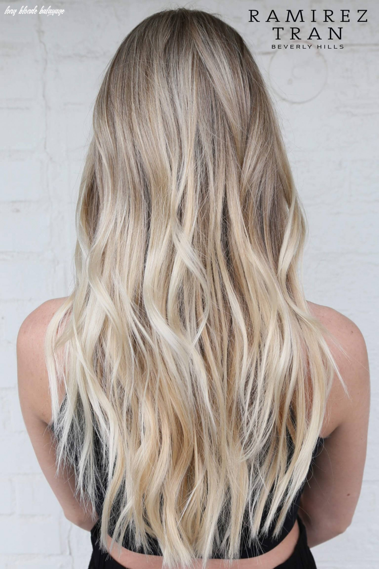 8 Bombshell Blonde Balayage Hairstyles that are Cute and Easy for ...