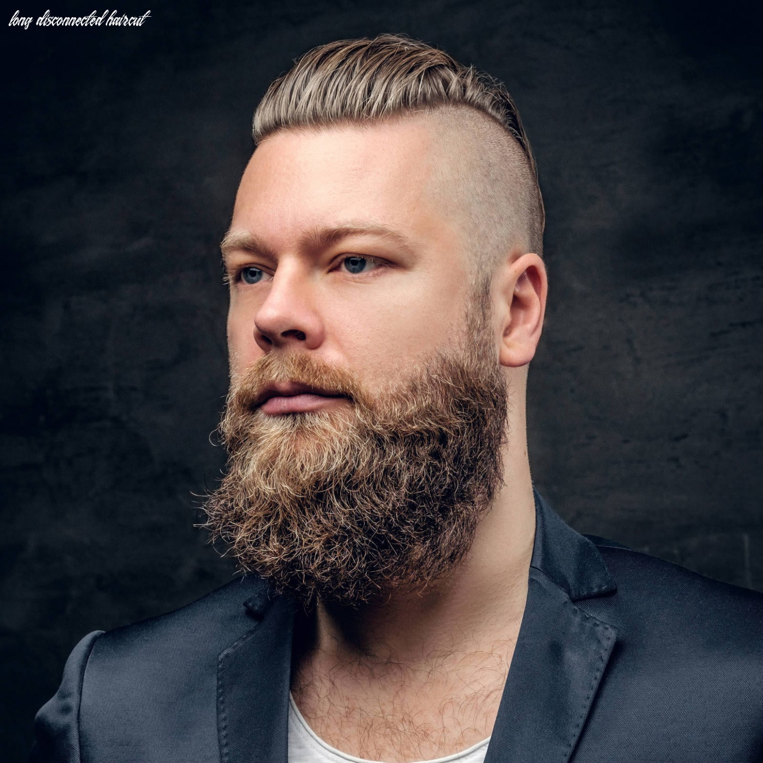 8 brilliant disconnected undercut examples how to guide long disconnected haircut