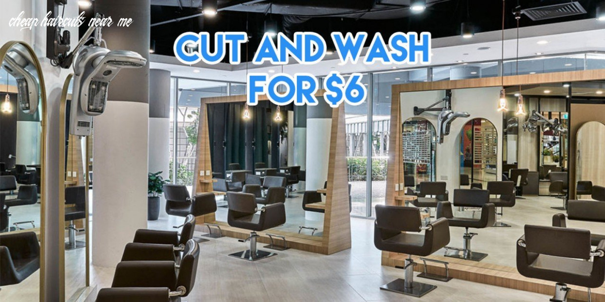 8 Budget Hair Salons In Singapore That Charge Even Less Than $8 ...