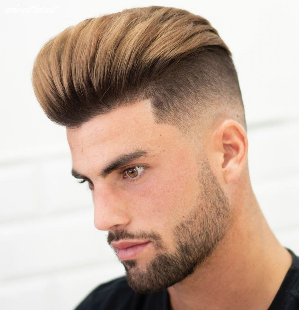 8 Classic Undercut Hairstyles For Men | StylesRant
