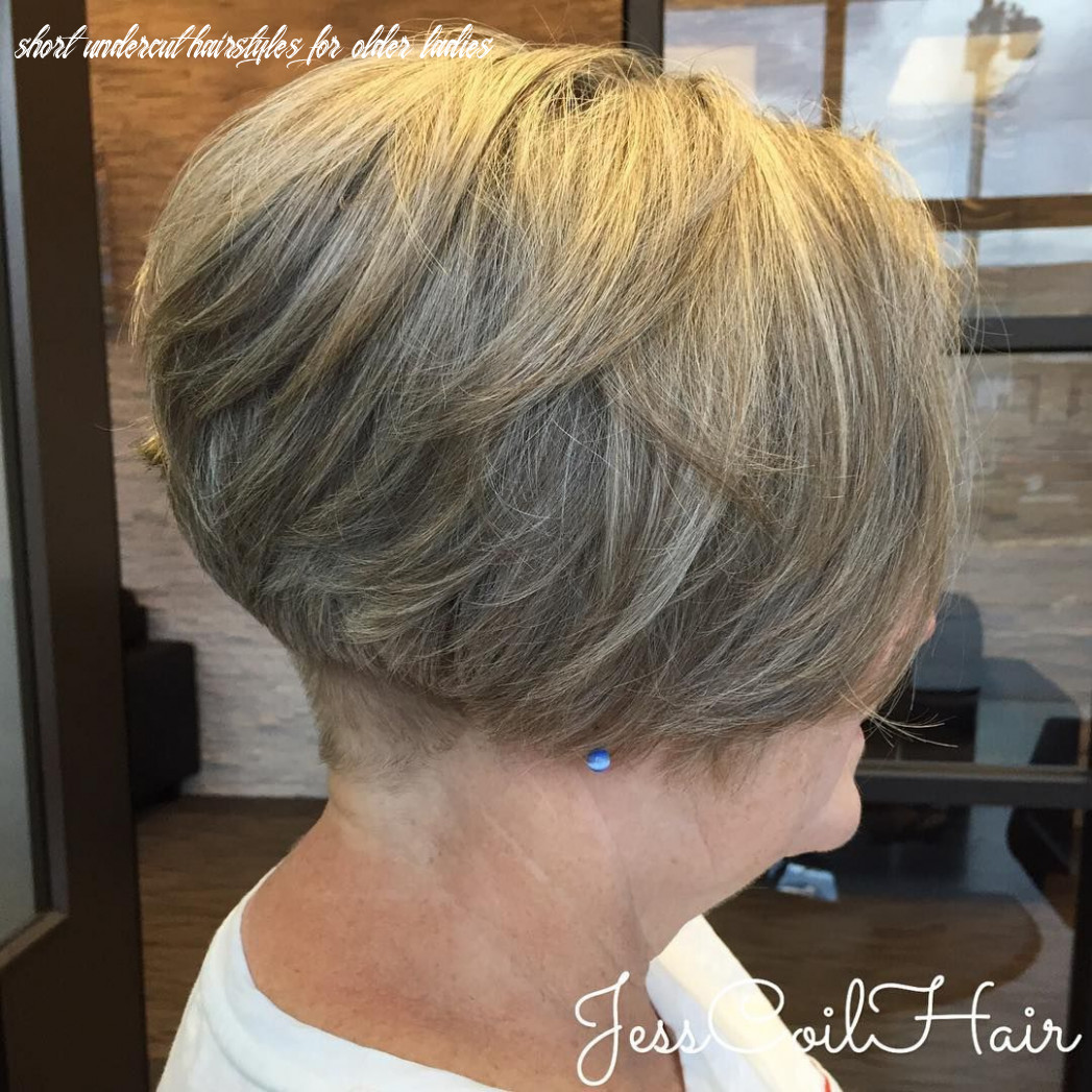 8 classy and simple short hairstyles for women over 8 | short