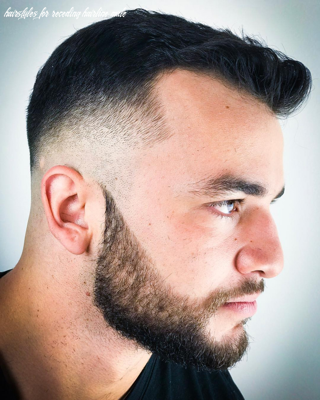 8 Classy Haircuts and Hairstyles for Balding Men