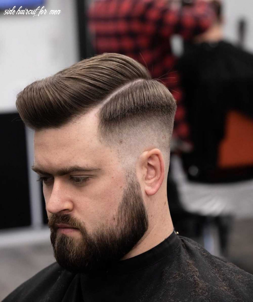8 classy meets modern side part haircut ideas for men – latest