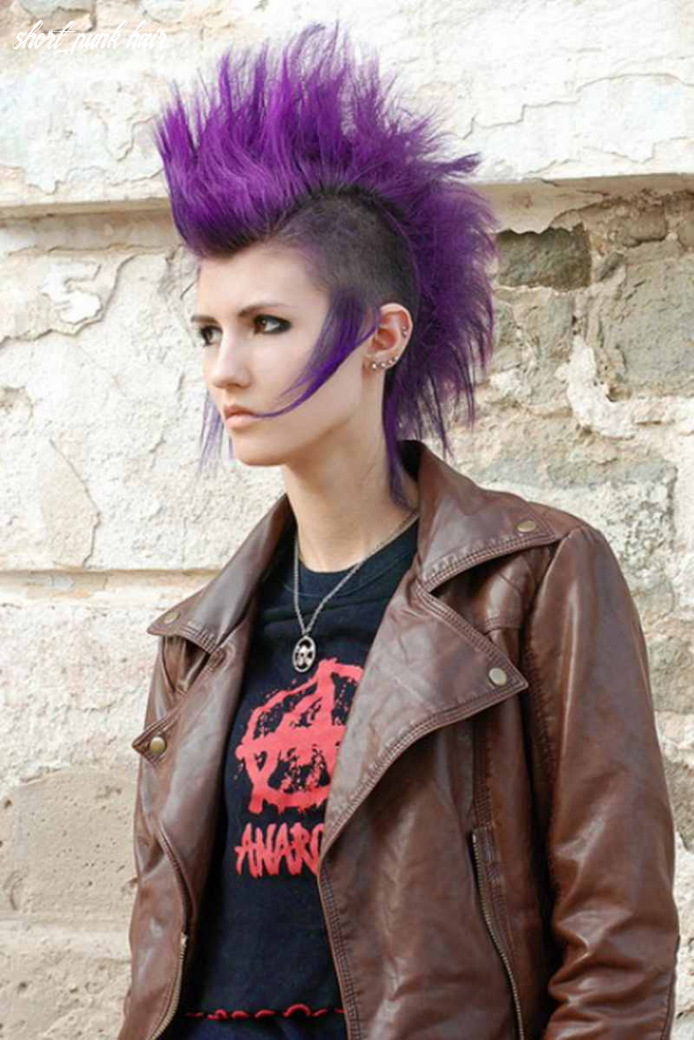 8 Classy Punk Hairstyles For Women To Rock Your Fantasy | Punk ...