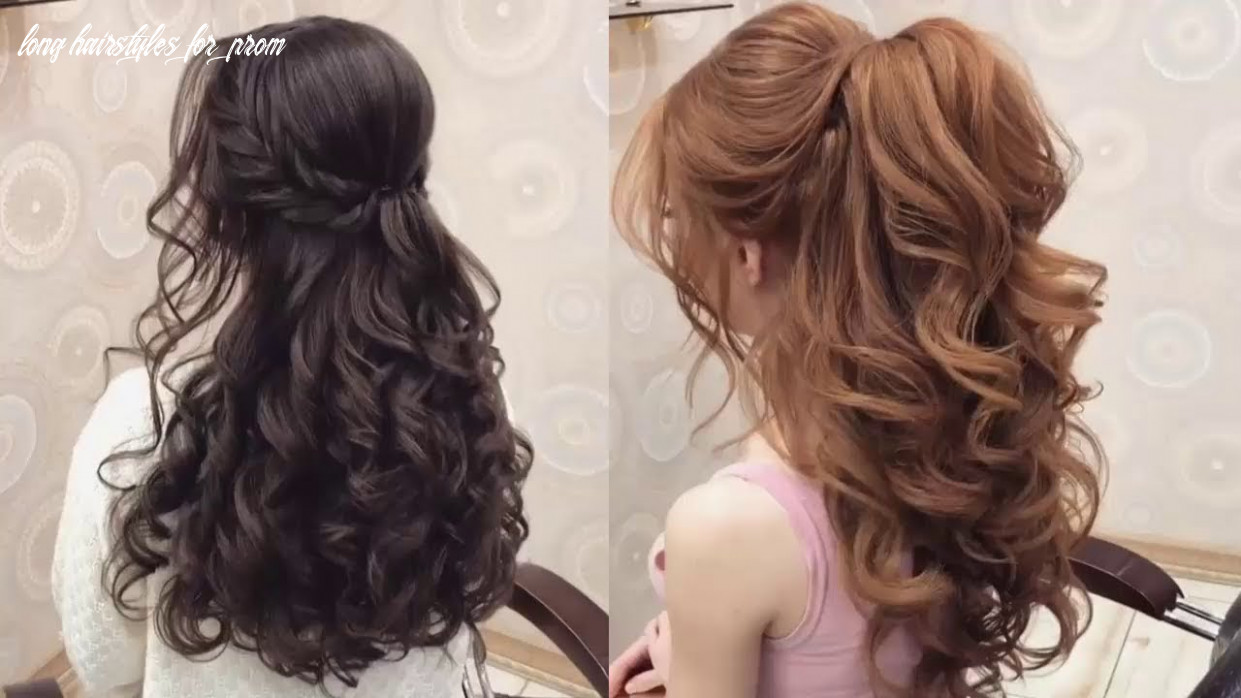 8 colorful elegent hairstyles ceplukan long hairstyles for prom