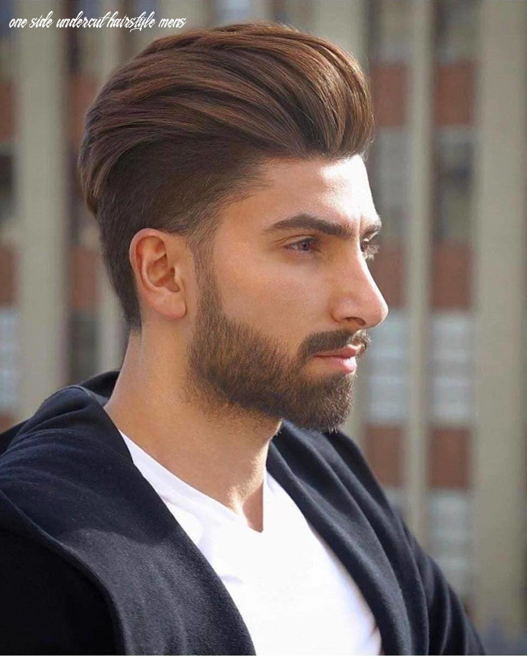 8 Cool Undercut Hairstyles for Men - Men's Hairstyles