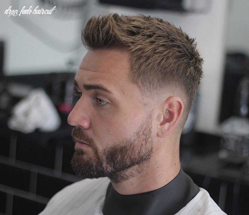 8 coolest examples of drop fade haircuts this year – latest