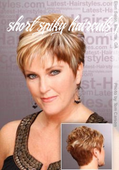 8 cute & youthful short hairstyles for women over 8 | very short